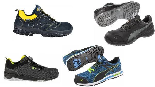 Milyen a legkényelmesebb munkavédelmi cipő?